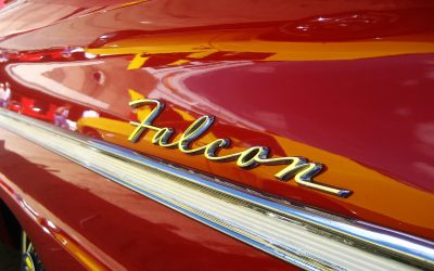 The All American Ford Falcon