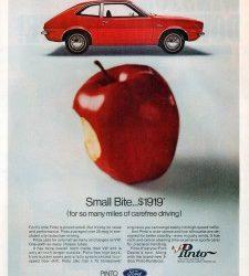 This Week in Motorhead History: Pinto Bean-Counters