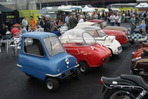 The Little Microcars That Could (Almost)