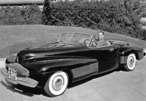 An Ode to Harley Earl and the Concept Car