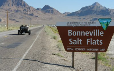 Bonneville Speed Week 2011 Gallery