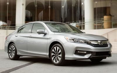 2017 Honda Accord Hybrid Owner's Review