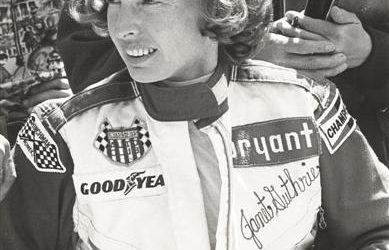 Happy Birthday, Janet Guthrie