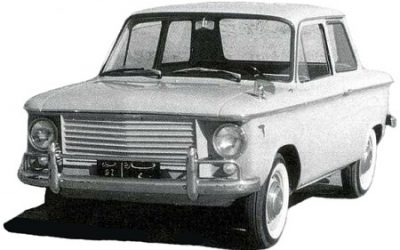 The Little Egyptian Cars That Couldn't Quite