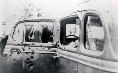 Bonnie and Clyde Were Pretty Looking People