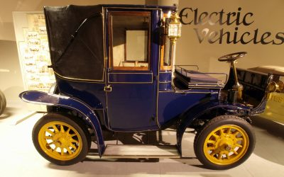 Why Didn't Early Electric Cars Have the Spark?