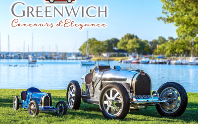 The Greenwich Concours d'Elegance