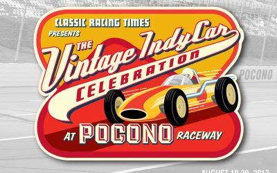 Pocono Vintage IndyCar Gallery -2017