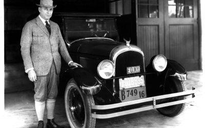 This Week in Motorhead History – Walter P. Chrysler Passes Away