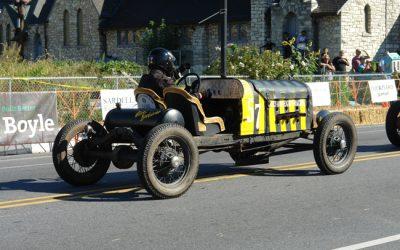 The Coatesville Grand Prix – Still at the Starting Line