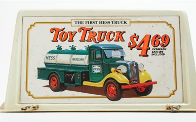 For Christmas This Year, The Hess Truck's Here