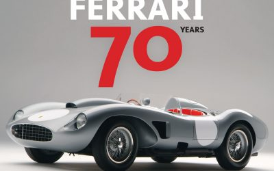 Ferrari 70 Years, One Hell of an Anniversary Gift