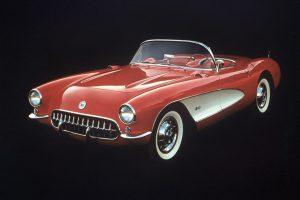 A Love Letter to the 1957 Corvette