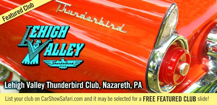 Clubs Lehigh T-BirdClub 728x352