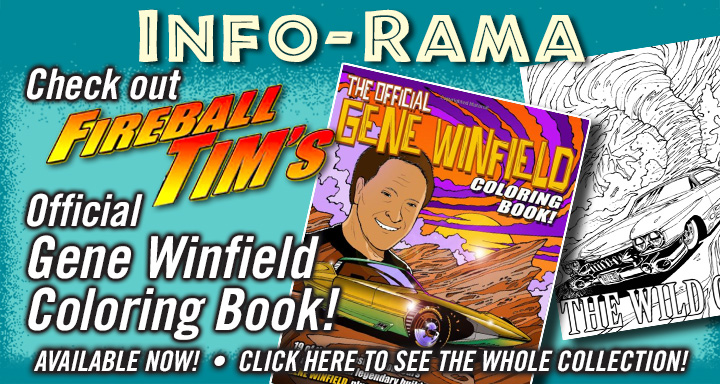 INFO-RAMA Fireball-3 GW