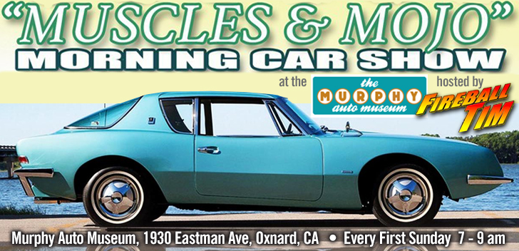 Muscles & Mojo Morning Car Shows