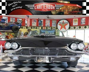 An Ode to the Chatterbox Diner