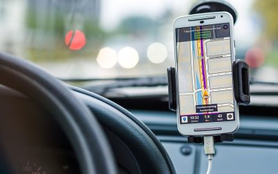 Ride-Sharing Apps Lyft Congestion in an Uber Way
