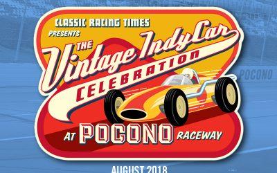 Pocono Vintage IndyCar Gallery -2018