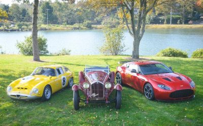 Greenwich Concours d'Elegance Will Feature Iconic Cars, Motorcycles and Special Events