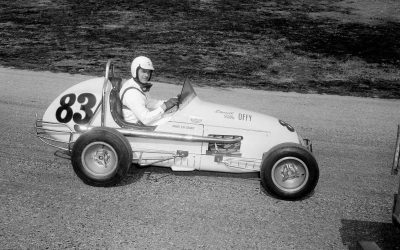 Ray Brown, Racing Pioneer, is a Hall of Famer