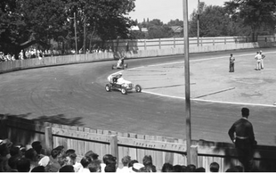The Rise & Fall of Automobile Racing at Dorney Park