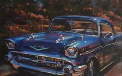B.J. Lane Automobile Art Gallery