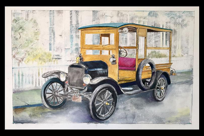 1921-Model-T