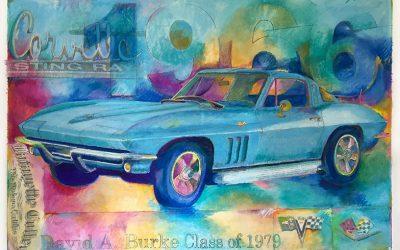 Jim Cottingham Automobile Art Gallery