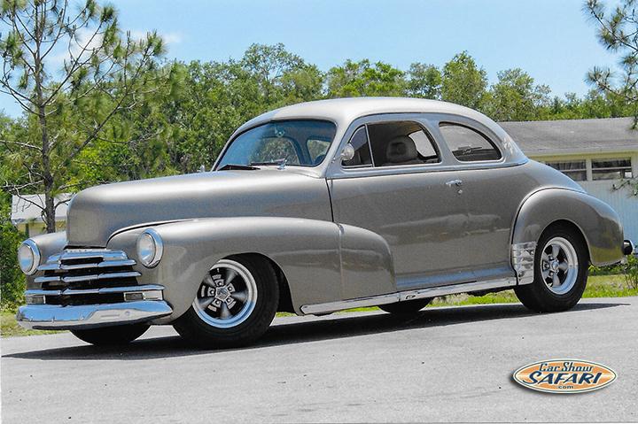 New 48 Chevy