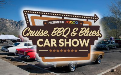 The Cruise, BBQ and Blues Classic Virtual Car Show
