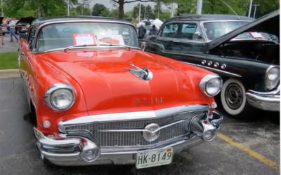 Chiwaukee Border Chapter All Buick Car Show