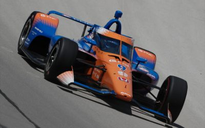 Does the Aeroscreen Spoil Indy Cars?