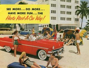 Mustang, Hertz, Rental, American Cars, History