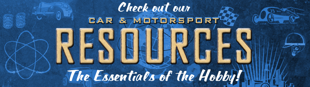 Car and Motorsport Resources for Car Shows and Motorsports