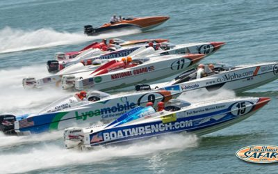 The Sarasota Powerboat Grand Prix Event
