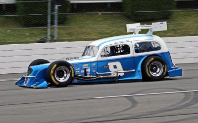 Did Ray Evernham Drive 200 MPH in a 1936 Chevy?