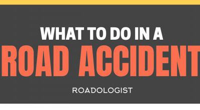 Roadologist Tips: What to Do in a Road Accident.