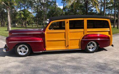Cars 4 Sale: 1948 Woodie