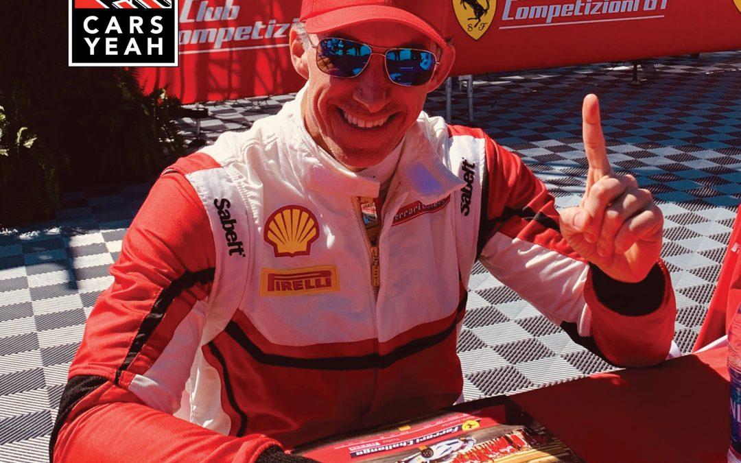 1801: Brad Horstmann Ferrari Challenge