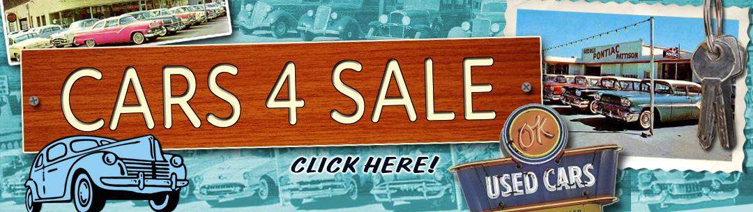 Cars 4 Sale Main Masthead