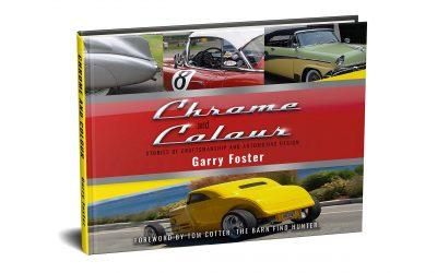 Chrome and Color and a Must-Read From Garry Foster
